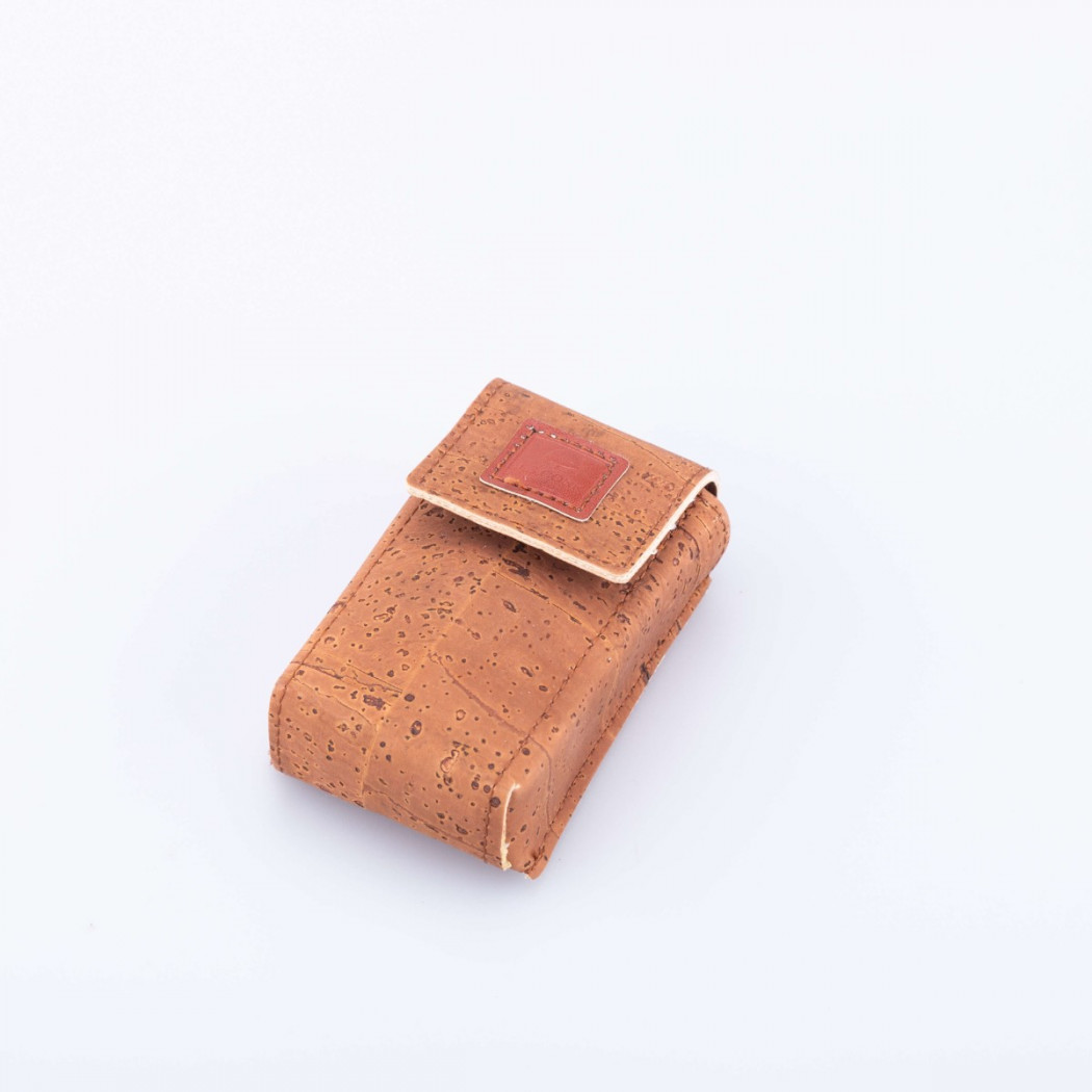 Cork Cigarette Case
