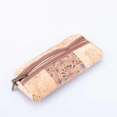 Cork Case with Zipper