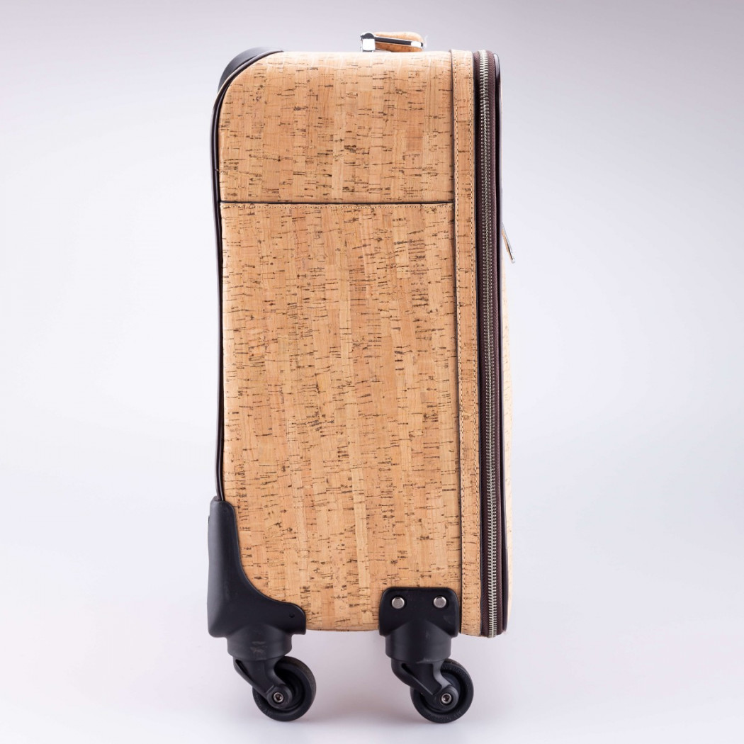 Cork Suitcase