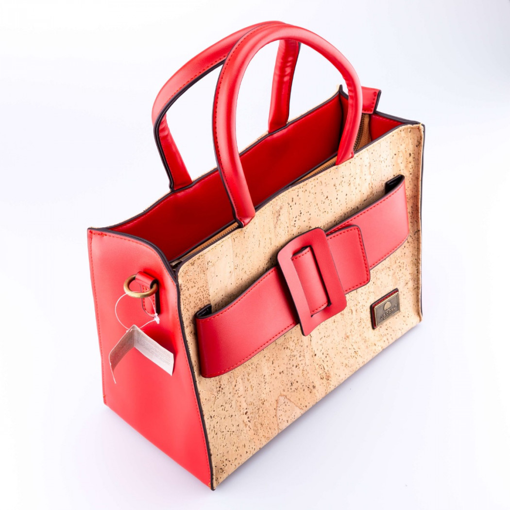 Cork Handbag Belt