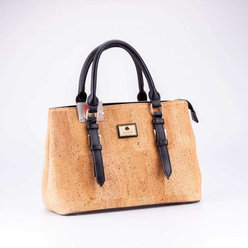Cork Handbag Clip