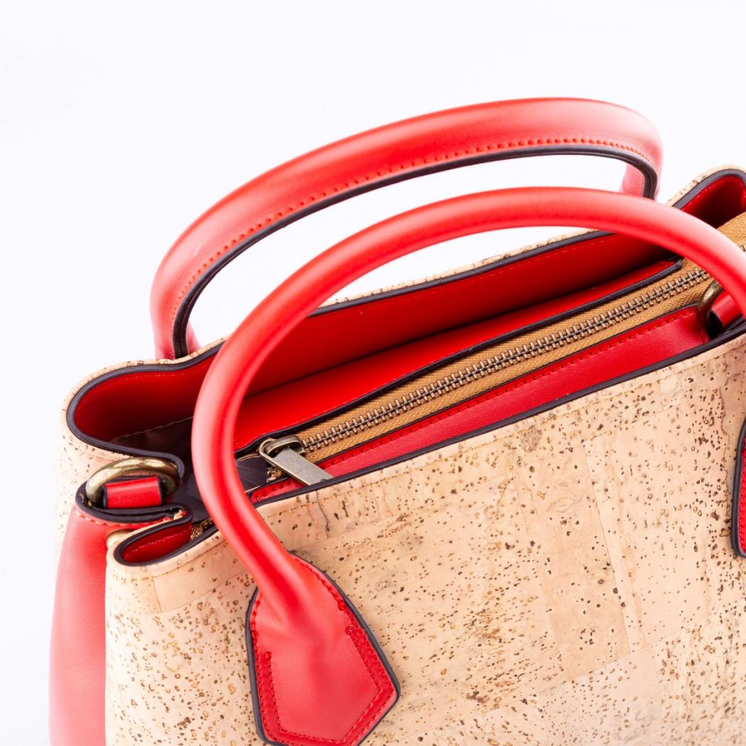 Natural Cork Handbag
