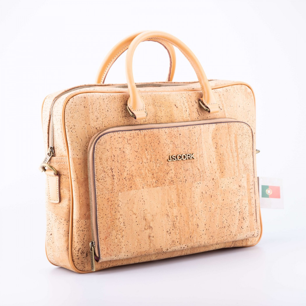 Cork Laptop Bag