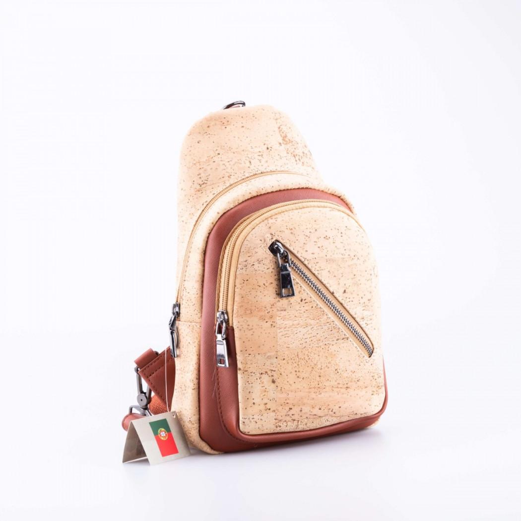 Cross Cork Backpack