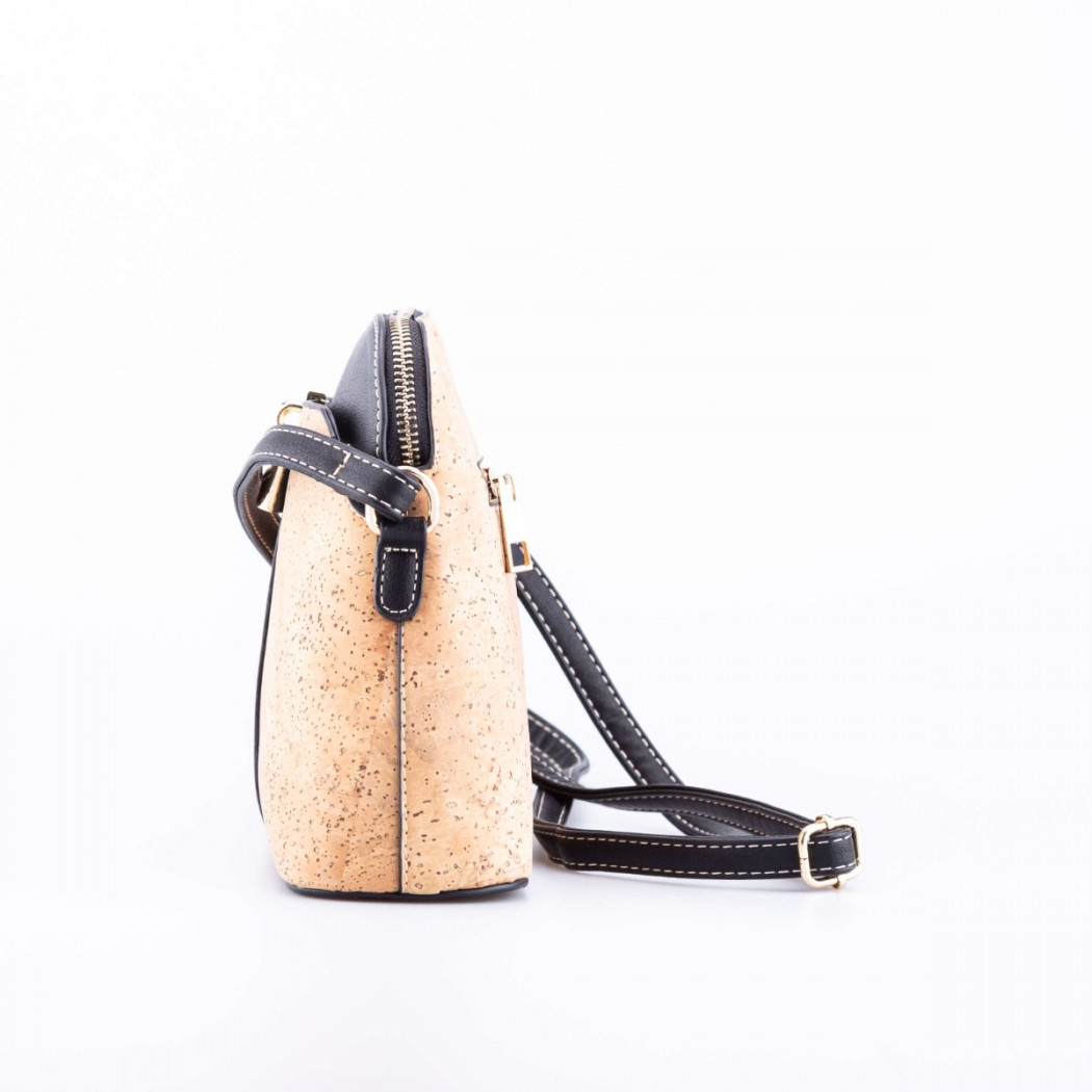 Cork Bag Pendant