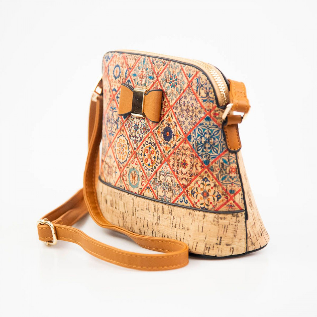 Azulejo Cork Bag