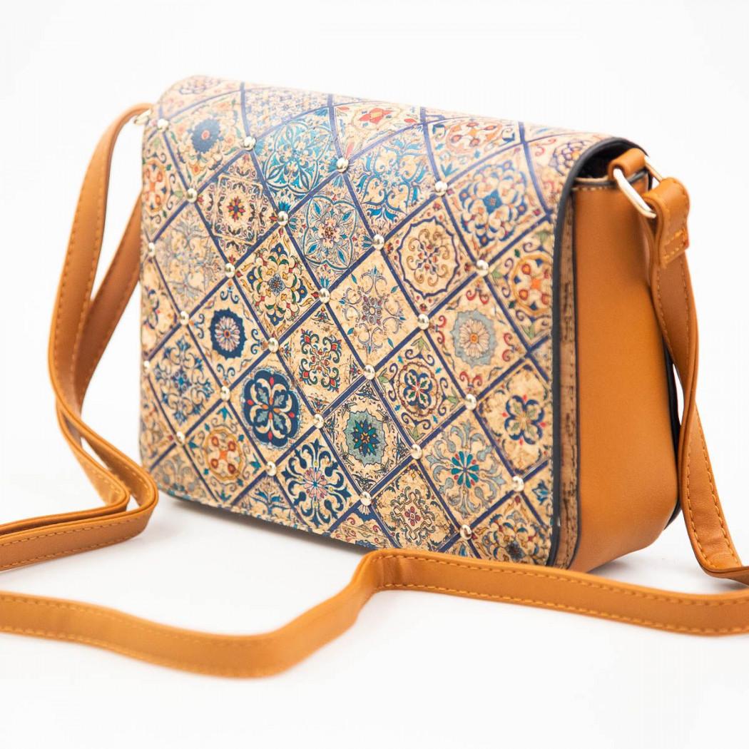 Azulejo Cork Bag