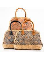 Azulejo Cork Handbag