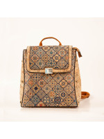 Azulejo Cork Backpack