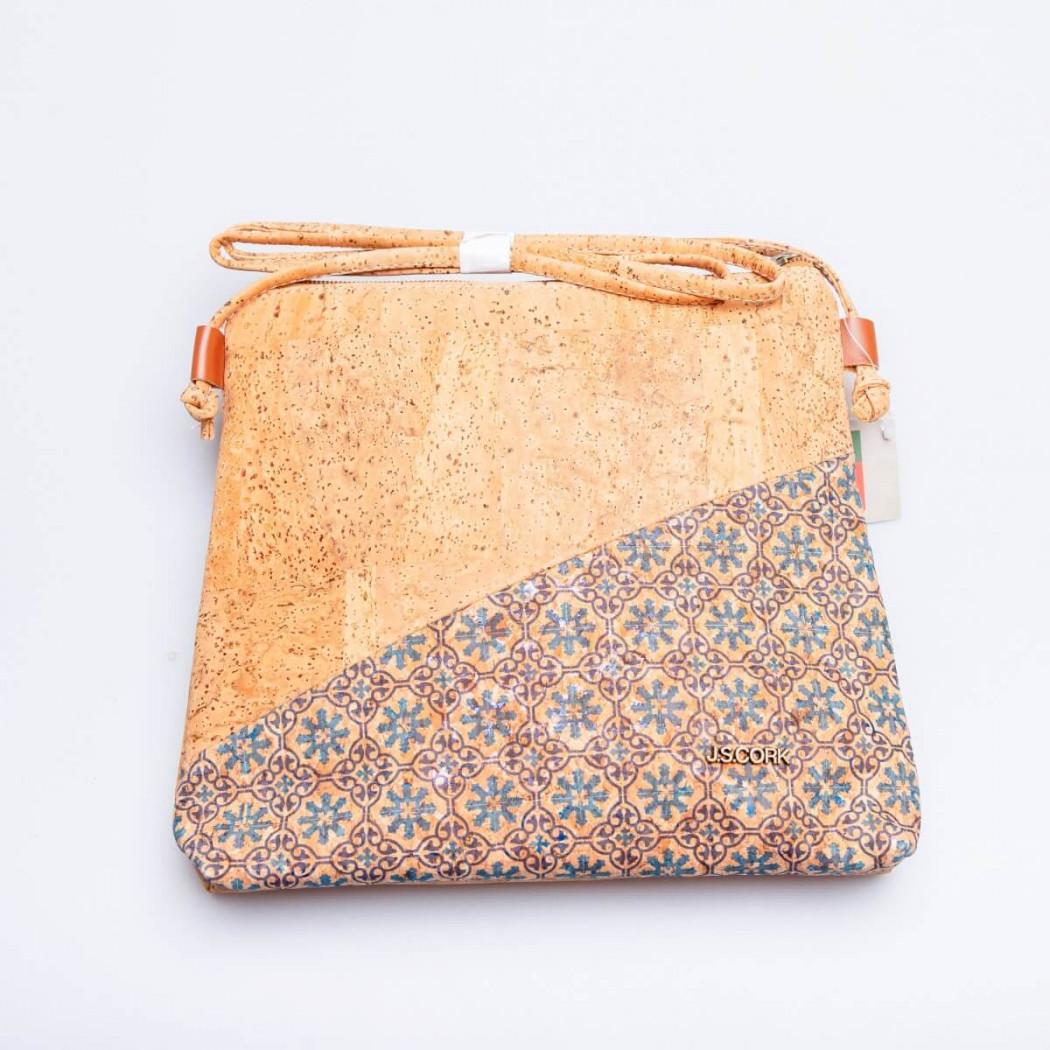 Cork Bag Tile Pattern