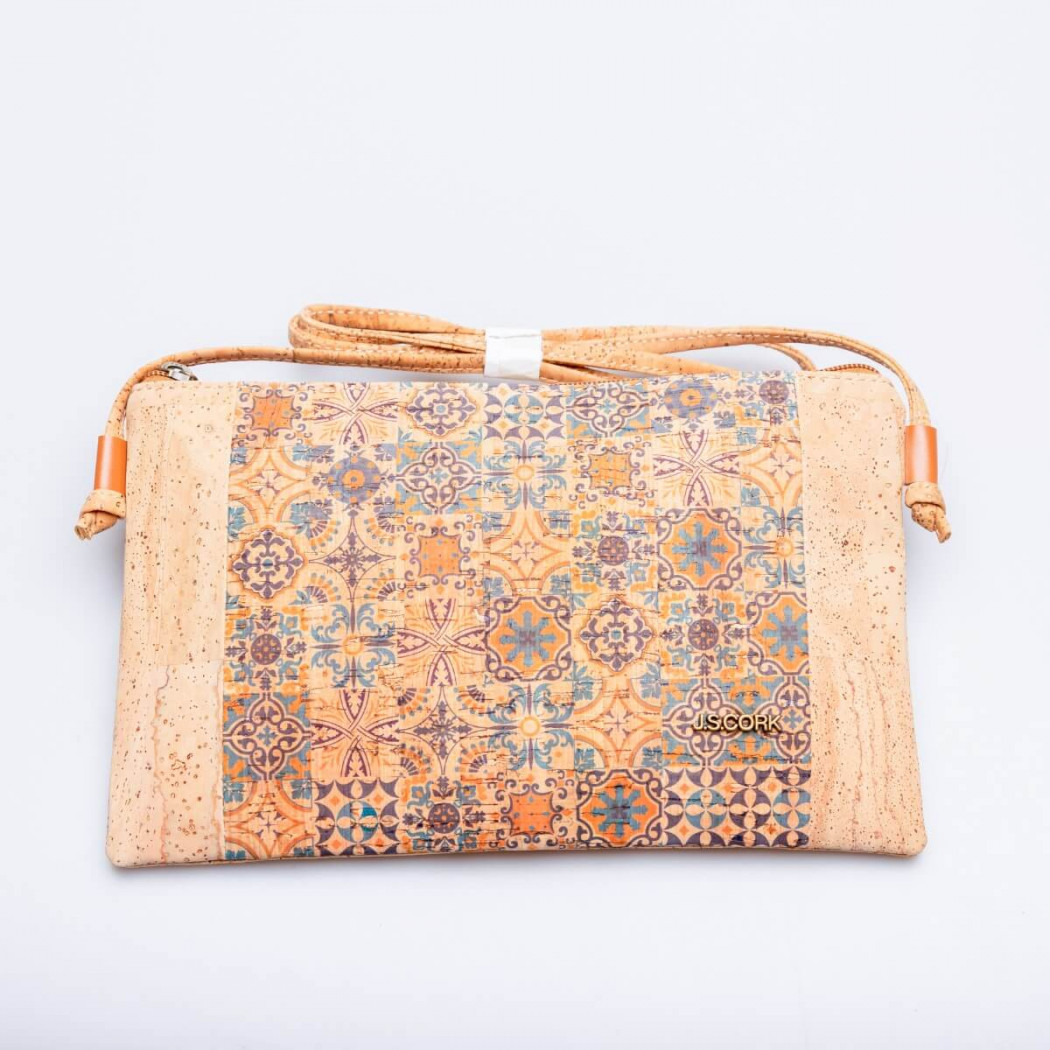 Cork Bag Tile Pattern