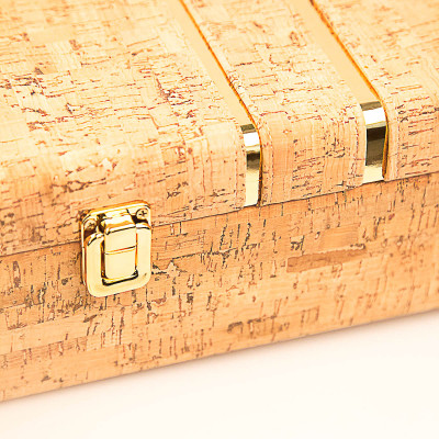 Cork Bottle Box