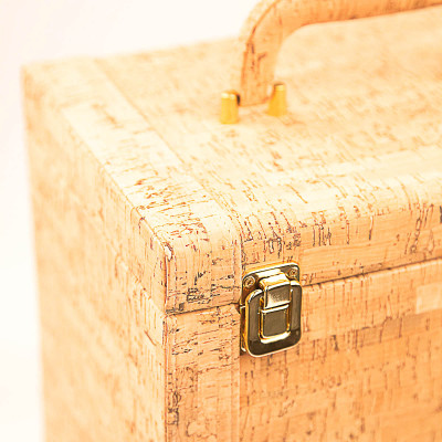 Cork Bottle Trunk
