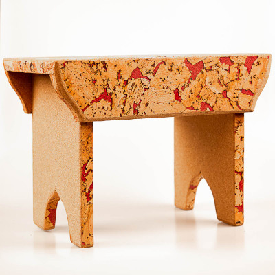 Small Cork Stool