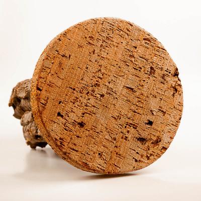 Rustic Cork Stool