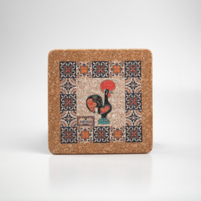 Cork Trivet Mat