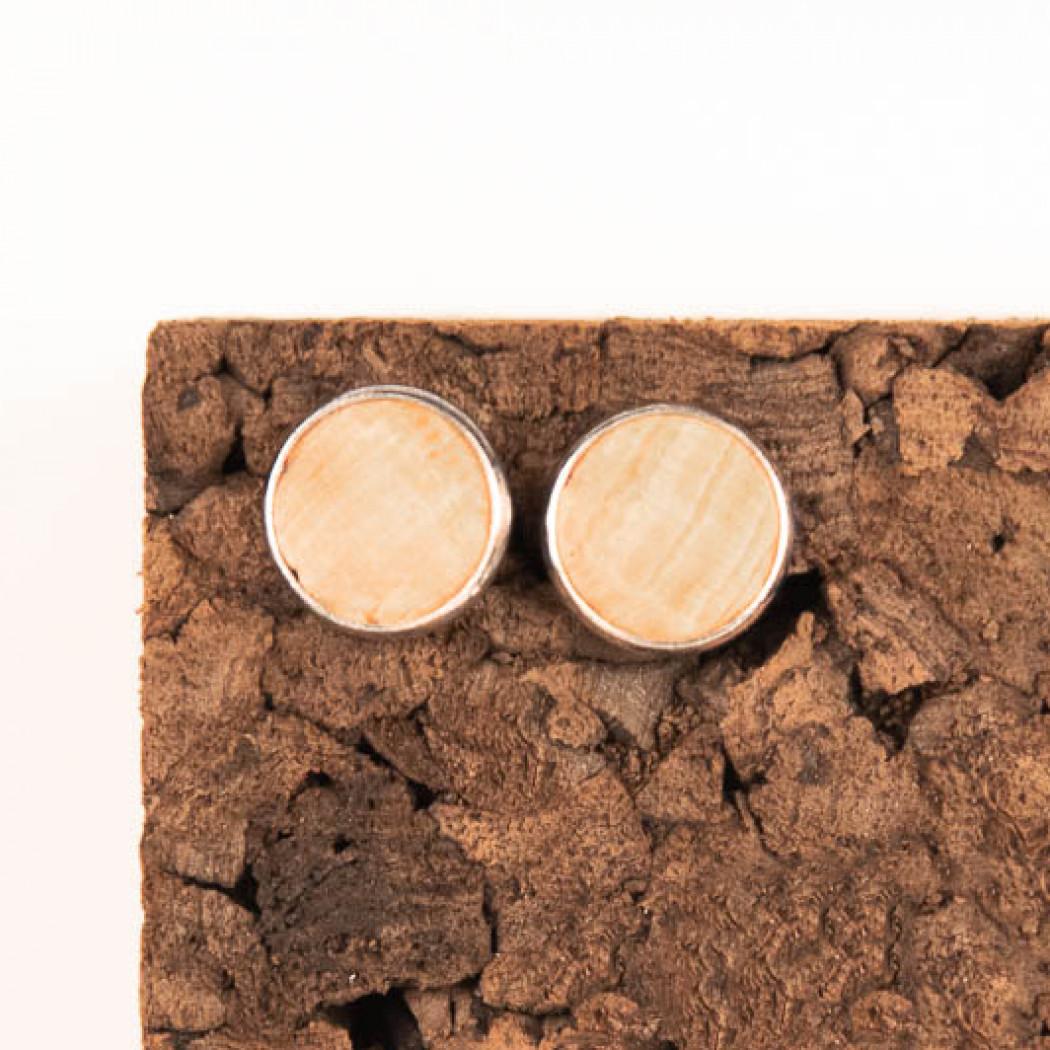 Cork Earings