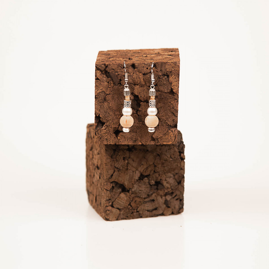 Cork Earings