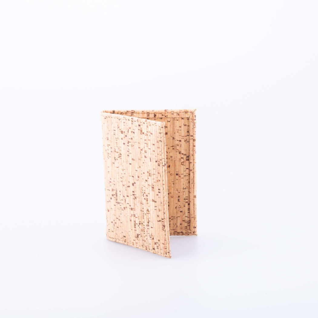 Cork Card Holder Wallet
