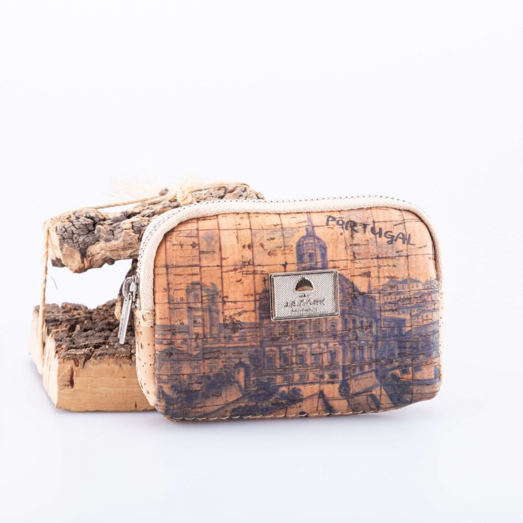 Cork Coin Purses Portugal