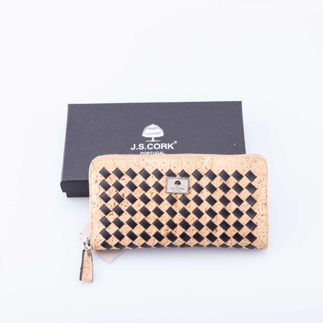 Chess Cork Wallet