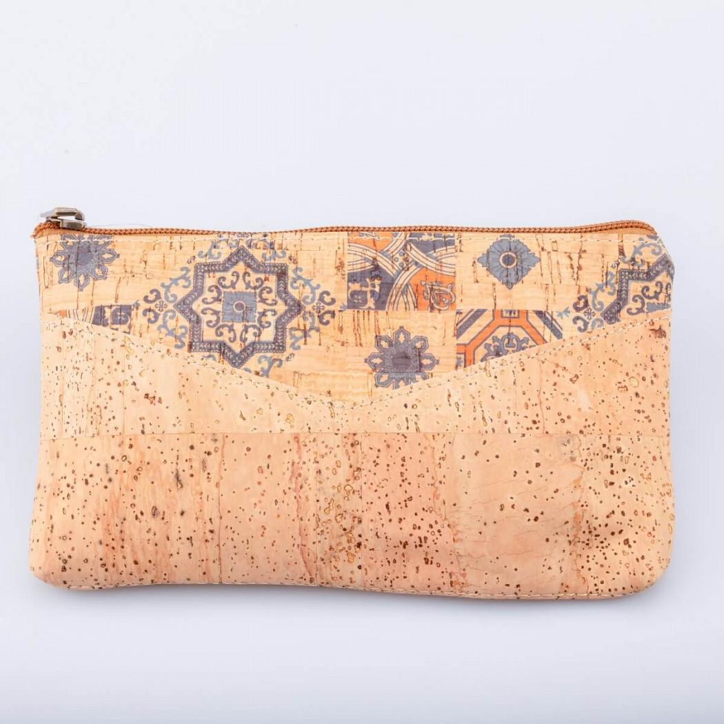 Cork Purse Tile Pattern