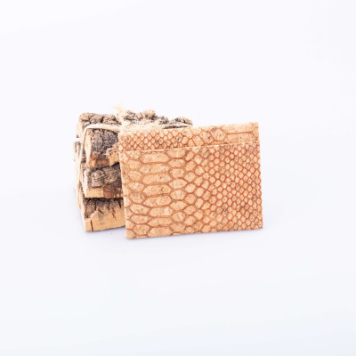 Cork Card Holder Various Prints