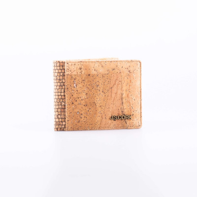Horizontal Cork Wallet