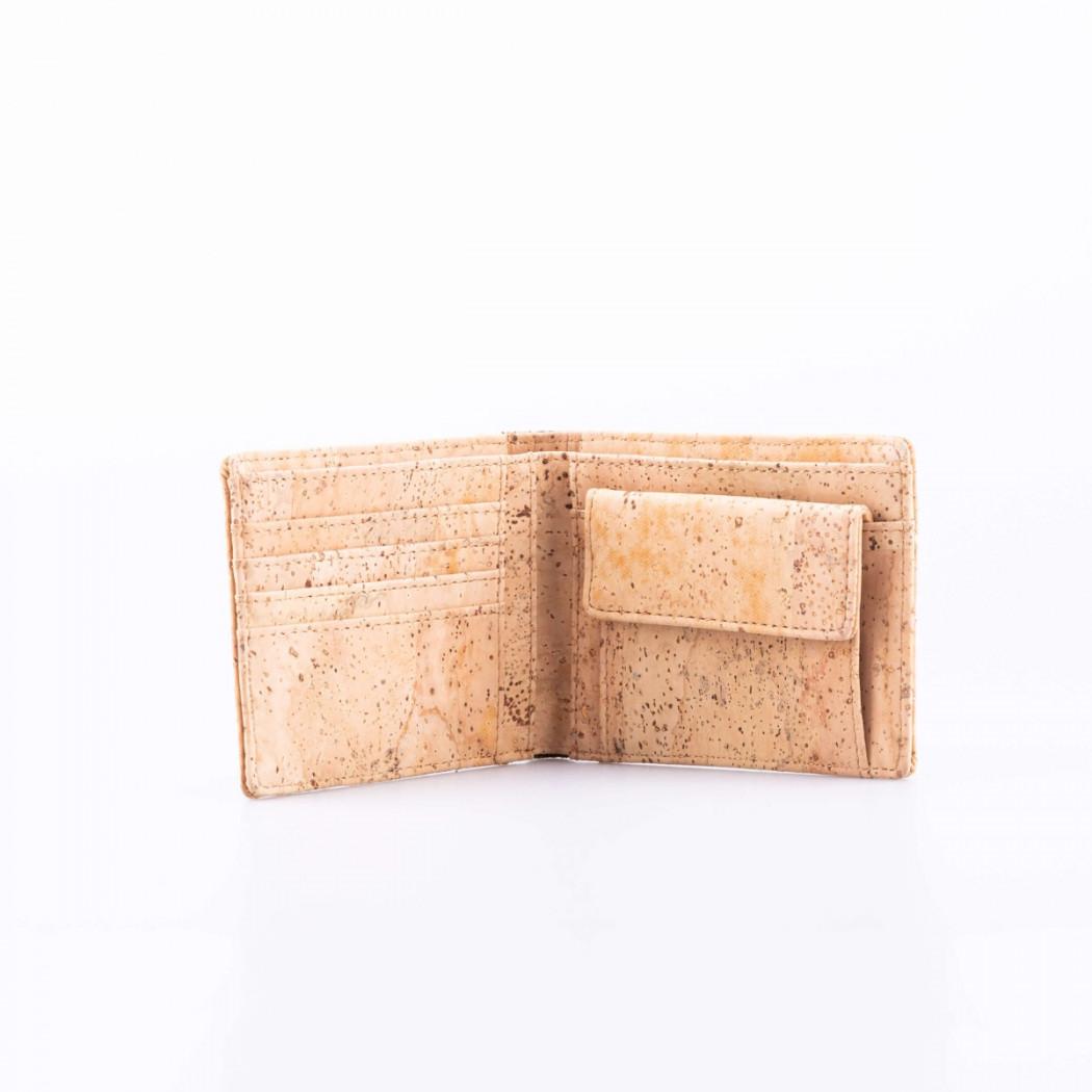 Horizontal Cork Wallet